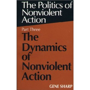 boek-the dynamics of nonviolent action